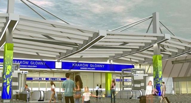 Architektura Krakowa. Wkrótce otwarcie nowego dworca podziemnego Kraków Główny!