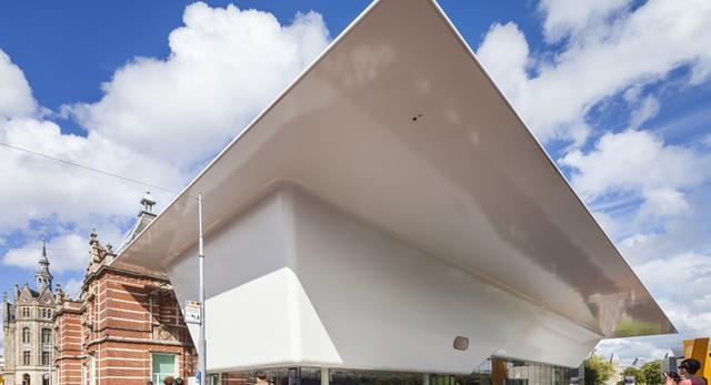Stedelijk Museum w Amsterdamie.