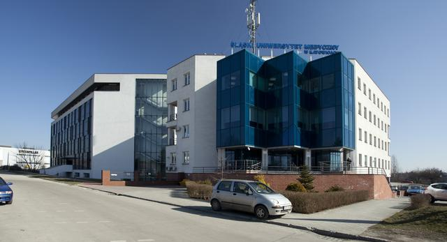 Wydział Farmacji z Oddziałem Medycyny Laboratoryjnej w Sosnowcu