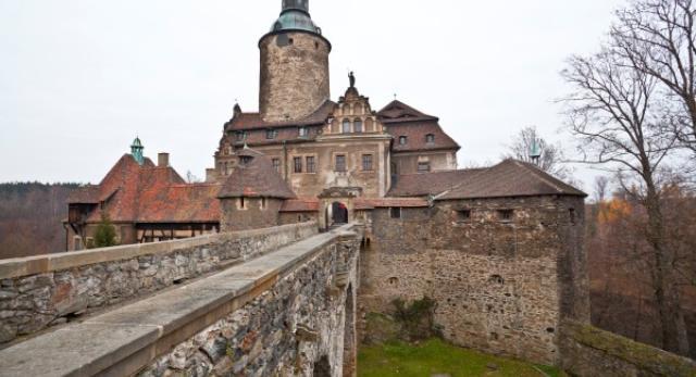 Zamek Czocha na Dolnym Śląsku