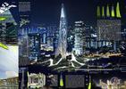 Konkurs architektoniczny SuperSkyScrapers. Zobacz, który projekt na bambusowy drapacz chmur w Singapurze wygrał prestiżową nagrodę. W jury polscy architekci
