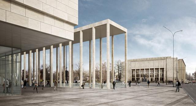 Nowoczesna architektura Krakowa: nowa Cracovia