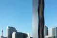 DC Tower I, kwiecień 2013 - trwa budowa