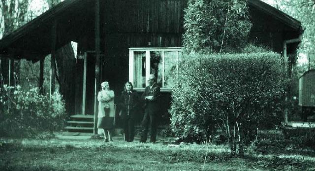 Domek finski, fot. z archiwum Joanny Jaszuńskiej