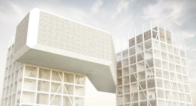 Wieżowiec w Dubaju tylko dla architektów? Wyniki konkursu architektonicznego