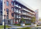 Nowa Papiernia we Wrocławiu kusi miłośników mieszkań typu LOFT