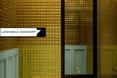 kawiarnia Wedel; designerski element łazienki