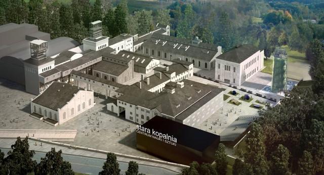Stara Kopalnia - projekt Nizio Design