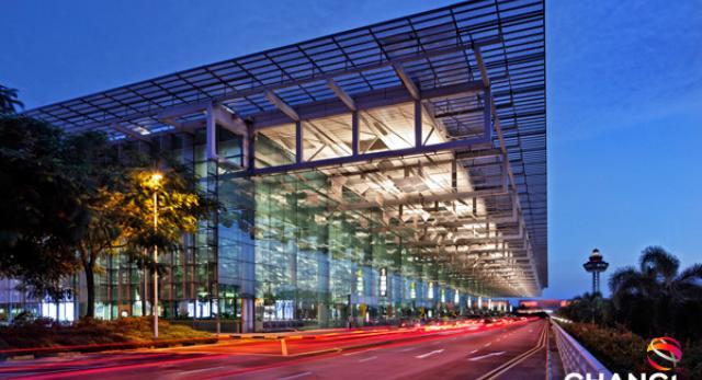 Najlepsze lotniska świata: Singapur