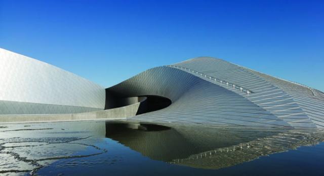 Współczesna architektura Danii. Wystawa