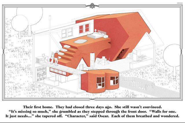 Konkurs architektoniczny Fairy Tales, III nagroda