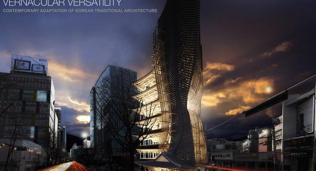 I nagroda w konkursie 2014 eVolo Skyscraper Competition