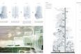 III nagroda w konkursie 2014 eVolo Skyscraper Competition - plansze