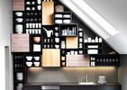 Kuchnie Ikea i architektura wnętrz: kuchnie w małych i dużych mieszkaniach według Ikea