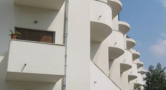 Architektura modernizmu w Izraelu: Reakanatti house, Begin Street