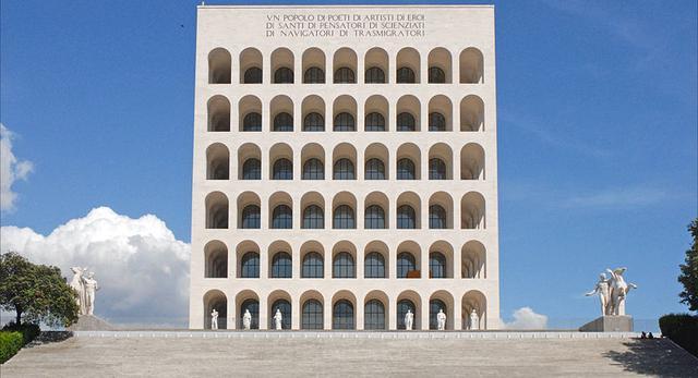 Co zobaczyć w Rzymie? Palazzo della Civilta Italiana