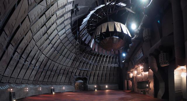 Alwernis studios. Architektura wnętrz krakowskiego studia. Niezwykłe bryły