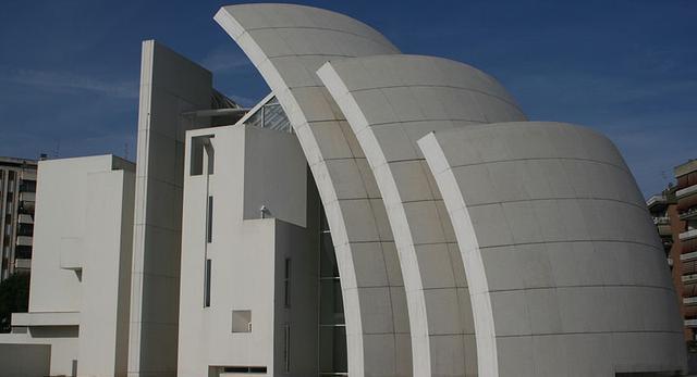 Kościół Jubileuszowy Dio Padre Misericordioso. Fot. Psidium, Wikimedia Commons