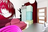 Pokój nastolatka według firmy Budotex. Willa Słoneczniki