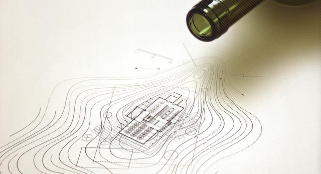 Architektura o smaku wina