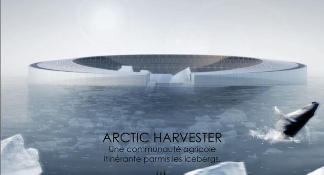 I nagroda w międzynarodowym konkursie architektonicznym Fundacja Jacques Rougerie; kategoria architektura morska - wizualizacja