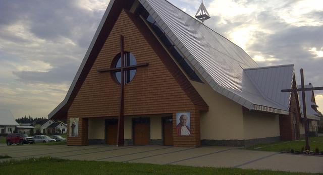 Kościół pasywny w Nowym Targu