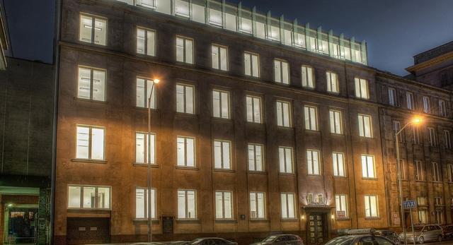 Współczesna architektura Warszawy: Mała Pasta w nowej odsłonie