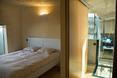 Bryła domu w Pomar de Valdivia, sypialnia