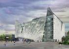 Włoska pracownia architektoniczna zaproponowała projekt na wystawę Milan Expo 2015- bryłę pawilonu Palazzo Italia.  Jak się Wam podoba taka architektura współczesna?
