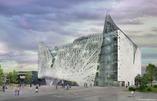 Palazzo Italia - projekt na wystawę Milan Expo 2015 z pracowni Nemesi & Partners