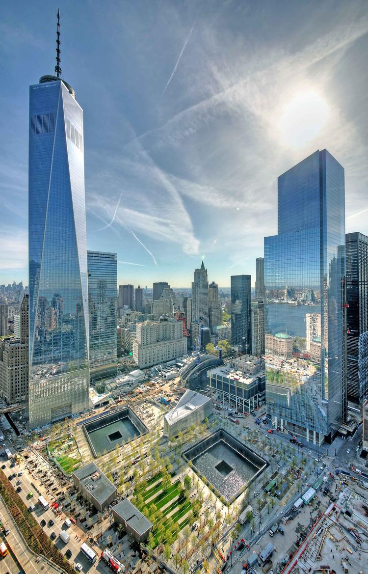 Santiago Calatrava i projekt węzła komunikacyjnego World Trade Center Transit Hub