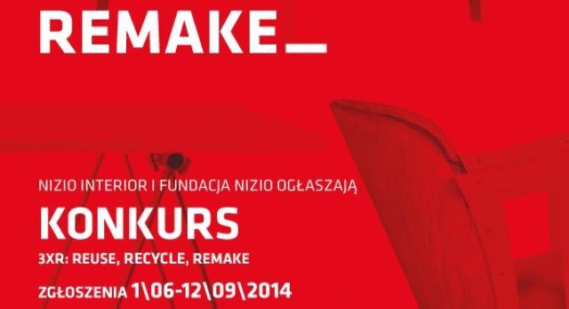 Bryły z recyklingu, nowe wzornictwo i młodzi projektanci. Konkurs Nizio Interior
