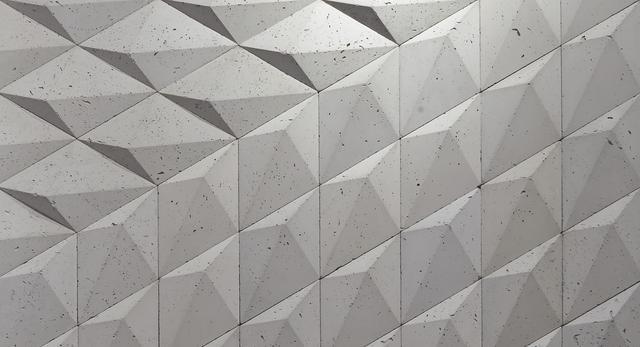 Bryła z betonu architektonicznego - od ściany do biżuterii
