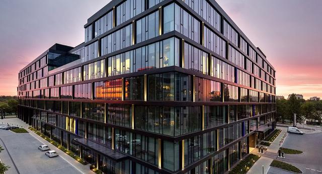 Konstruktorska Business Center. Architektura Warszawy