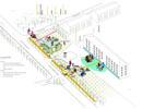 Studenci architektury zdobyli wyróżnienie w międzynarodowym konkursie architektonicznym. Zaprojektowali małą architekturę –bryły, które łączą ludzi
