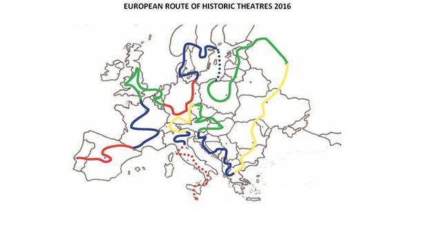 Europejski Szlak Teatrów Historycznych