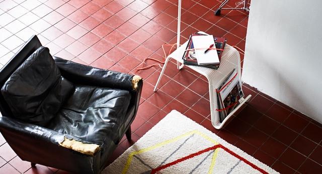 Wnętrze zaaranżowane z użyciem mebli z kolekcji IKEA PS 2014