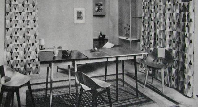 Teresa Kruszewska, architektura wnętrz i projekty mebli