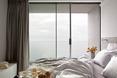 Sypialnia domu nad morzem