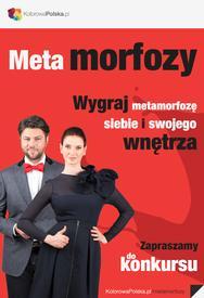 Konkurs Kolorowa Polska. Metamorfozy - zaprojektuj barwną architekturę wnętrz