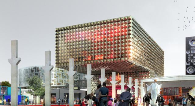 Duńskie Muzeum Rocka w Roskilde. Złoty punkt na mapie współczesnej architektury skandynawskiej