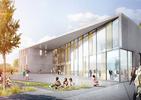 Skandynawska architektura współczesna: szkoła zawodowa w Herningsholm