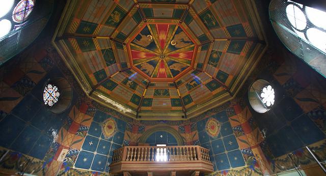 Architektura wnętrz Królewskiego Apartamentu