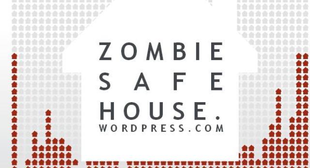 Zombie - dom bezpieczny, czyli konkurs architektoniczny z żywymi trupami w tle. Jaka bryła ochroni po apokalipsie?