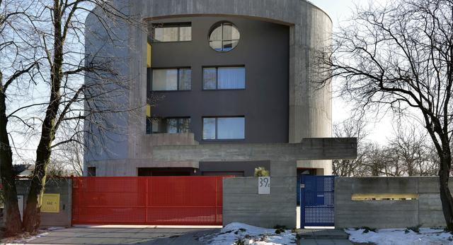 Dom jednorodzinny w Lublinie