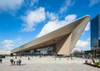 Co zobaczyć w Rotterdamie? Architektura współczesna Dworca Centralnego!