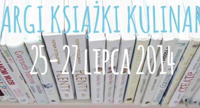 Co zobaczyć w Warszawie? Targi książki kulinarnej