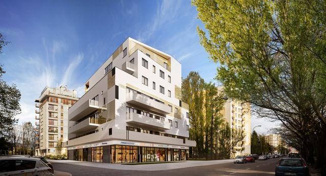 Villa Onyx na Saskiej Kępie: przykład współczesnej architektury
