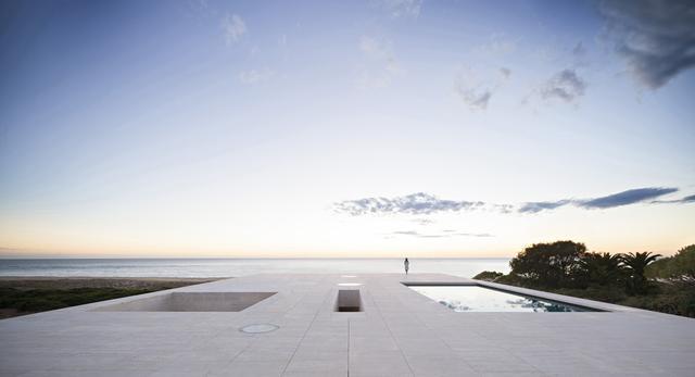 Dom nad morzem projektu Alberto Campo Baeza