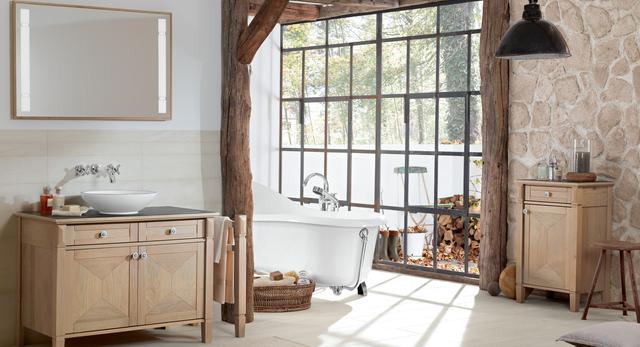 Nowe meble łazienkowe zmienią  diametralnie design Twojej łazienki!